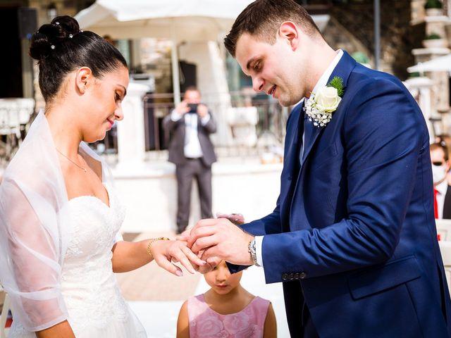Il matrimonio di Danny e Lara a Trescore Balneario, Bergamo 49