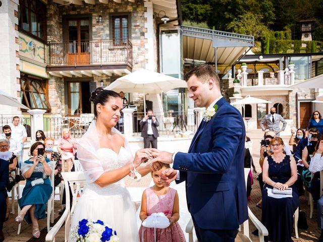 Il matrimonio di Danny e Lara a Trescore Balneario, Bergamo 50