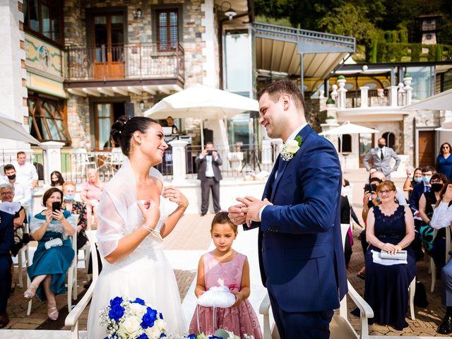 Il matrimonio di Danny e Lara a Trescore Balneario, Bergamo 51