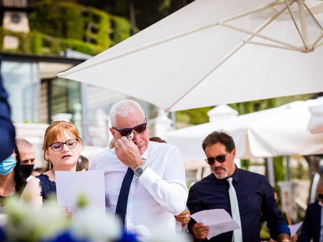 Il matrimonio di Danny e Lara a Trescore Balneario, Bergamo 53