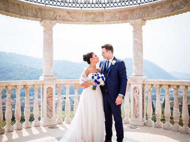 Il matrimonio di Danny e Lara a Trescore Balneario, Bergamo 57