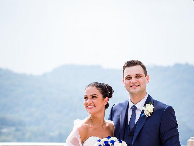 Il matrimonio di Danny e Lara a Trescore Balneario, Bergamo 58