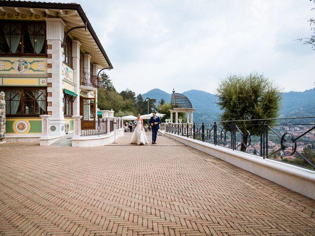 Il matrimonio di Danny e Lara a Trescore Balneario, Bergamo 62