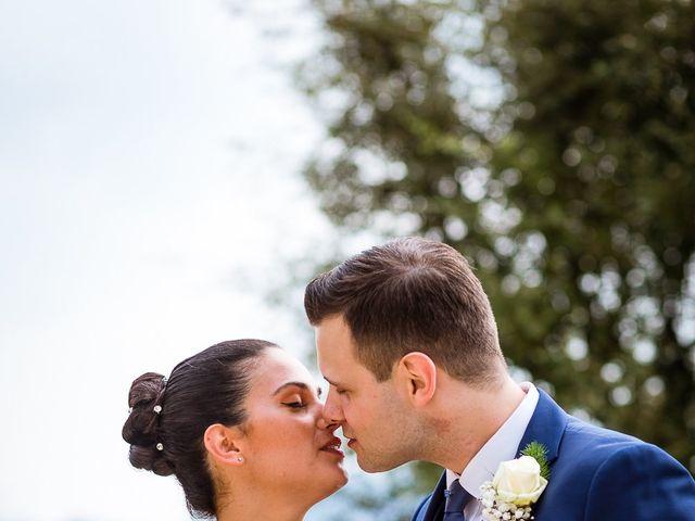 Il matrimonio di Danny e Lara a Trescore Balneario, Bergamo 63