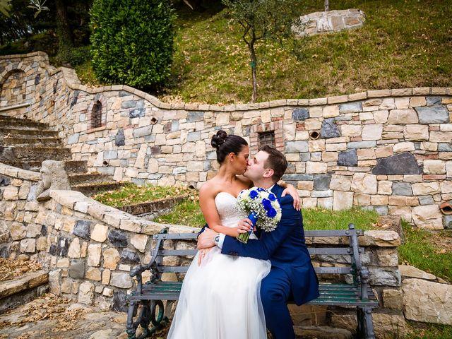 Il matrimonio di Danny e Lara a Trescore Balneario, Bergamo 72