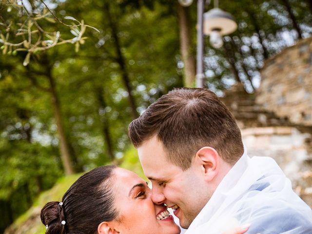 Il matrimonio di Danny e Lara a Trescore Balneario, Bergamo 73