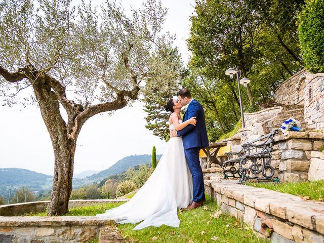 Il matrimonio di Danny e Lara a Trescore Balneario, Bergamo 74