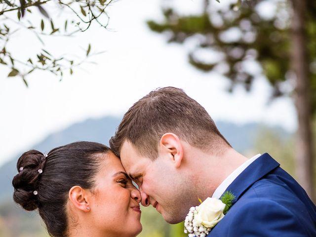 Il matrimonio di Danny e Lara a Trescore Balneario, Bergamo 75