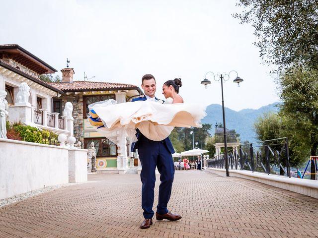 Il matrimonio di Danny e Lara a Trescore Balneario, Bergamo 76