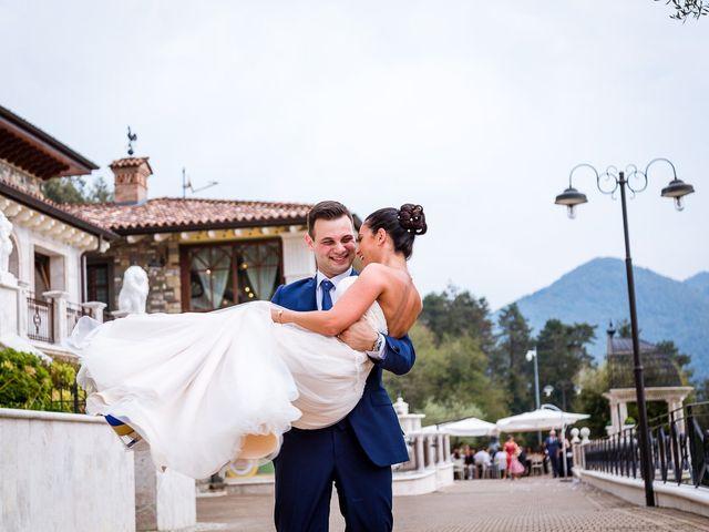 Il matrimonio di Danny e Lara a Trescore Balneario, Bergamo 77