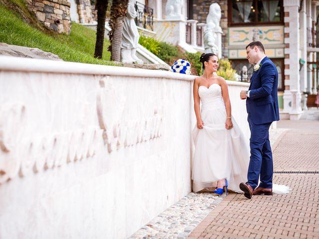 Il matrimonio di Danny e Lara a Trescore Balneario, Bergamo 78