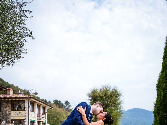 Il matrimonio di Danny e Lara a Trescore Balneario, Bergamo 80