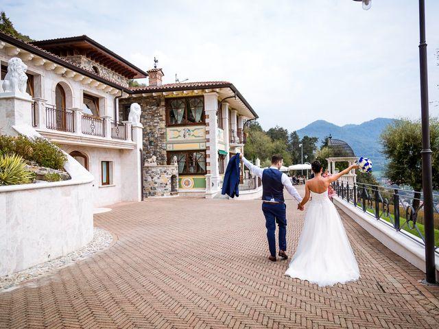 Il matrimonio di Danny e Lara a Trescore Balneario, Bergamo 81
