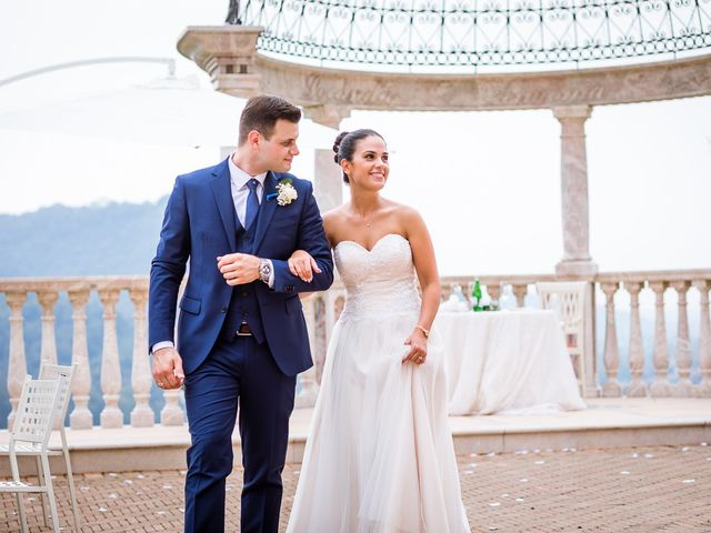 Il matrimonio di Danny e Lara a Trescore Balneario, Bergamo 88