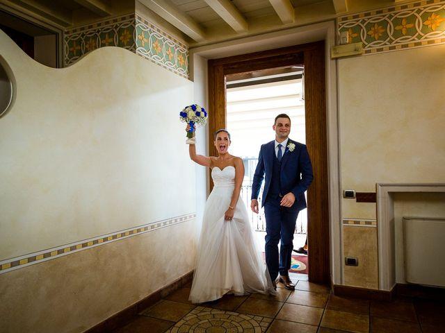 Il matrimonio di Danny e Lara a Trescore Balneario, Bergamo 91