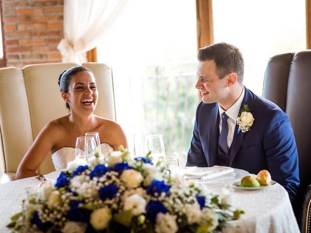 Il matrimonio di Danny e Lara a Trescore Balneario, Bergamo 93