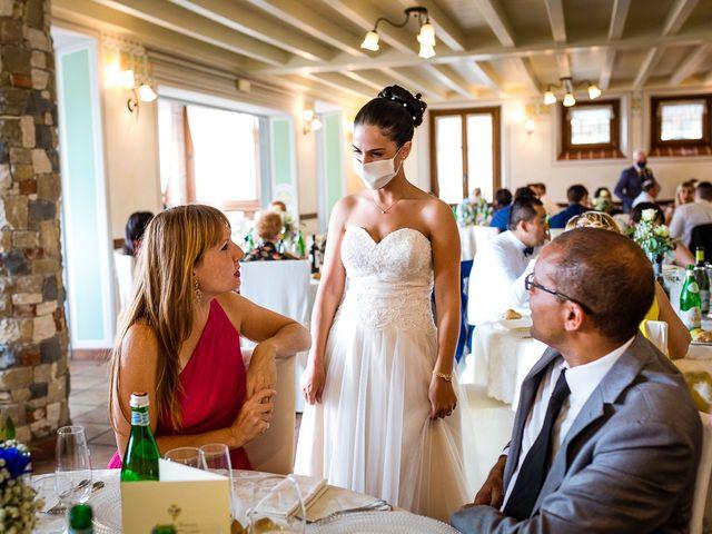Il matrimonio di Danny e Lara a Trescore Balneario, Bergamo 95