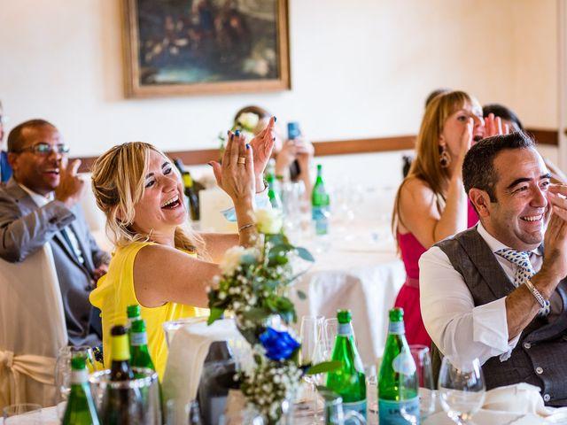 Il matrimonio di Danny e Lara a Trescore Balneario, Bergamo 109