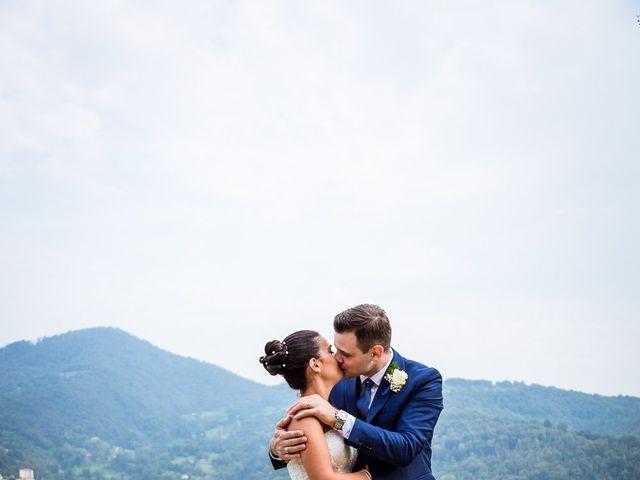 Il matrimonio di Danny e Lara a Trescore Balneario, Bergamo 114