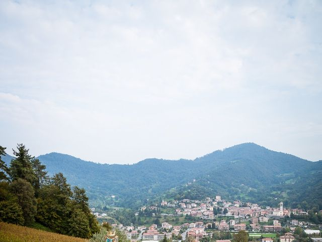 Il matrimonio di Danny e Lara a Trescore Balneario, Bergamo 116
