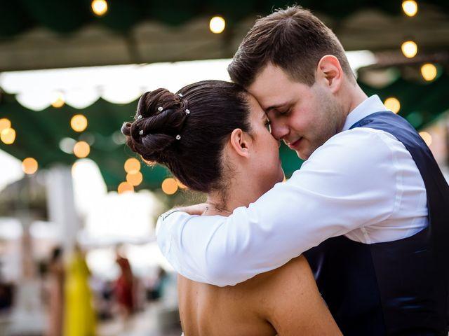 Il matrimonio di Danny e Lara a Trescore Balneario, Bergamo 123