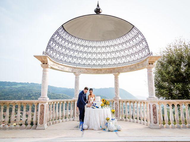 Il matrimonio di Danny e Lara a Trescore Balneario, Bergamo 127