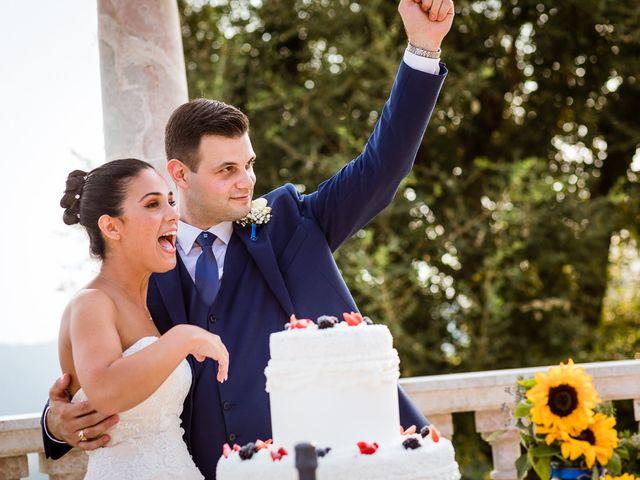 Il matrimonio di Danny e Lara a Trescore Balneario, Bergamo 128