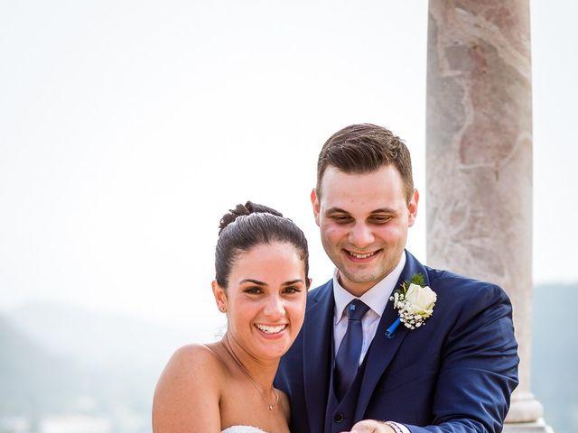 Il matrimonio di Danny e Lara a Trescore Balneario, Bergamo 130