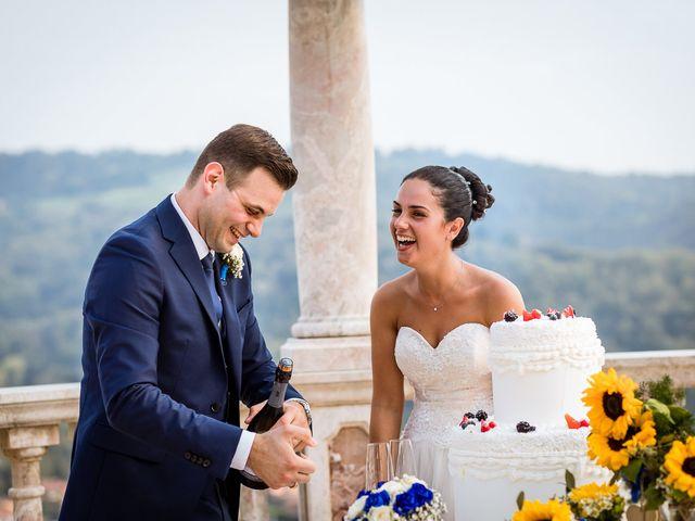 Il matrimonio di Danny e Lara a Trescore Balneario, Bergamo 131