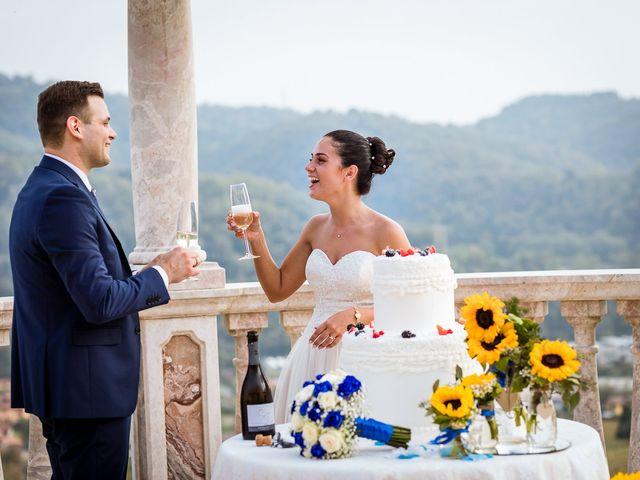 Il matrimonio di Danny e Lara a Trescore Balneario, Bergamo 133