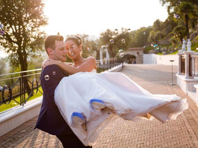 Il matrimonio di Danny e Lara a Trescore Balneario, Bergamo 138