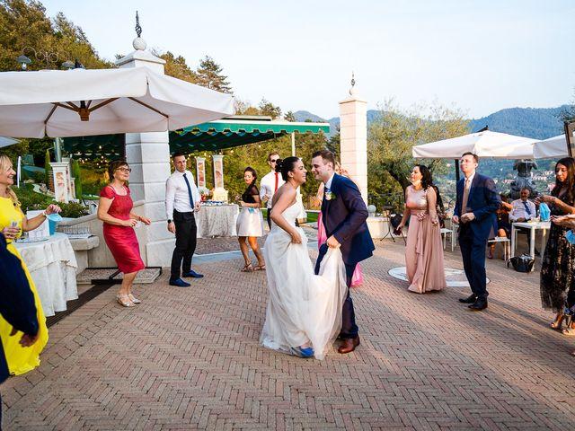 Il matrimonio di Danny e Lara a Trescore Balneario, Bergamo 147