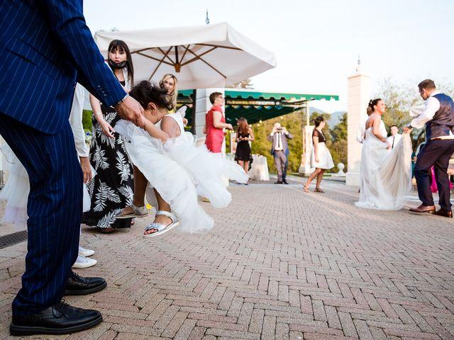 Il matrimonio di Danny e Lara a Trescore Balneario, Bergamo 148