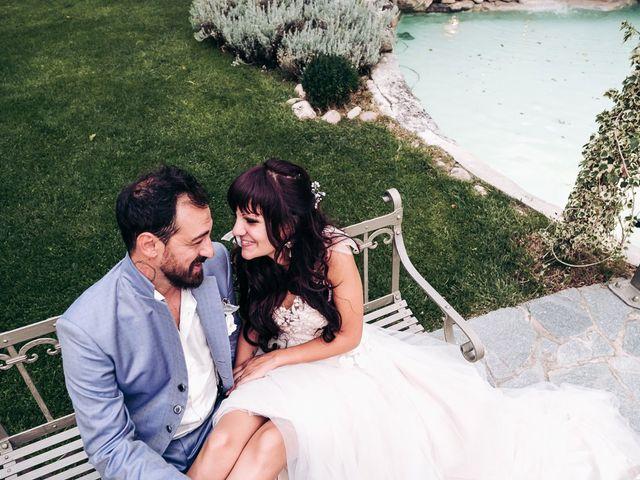 Le nozze di Omar e Daniela