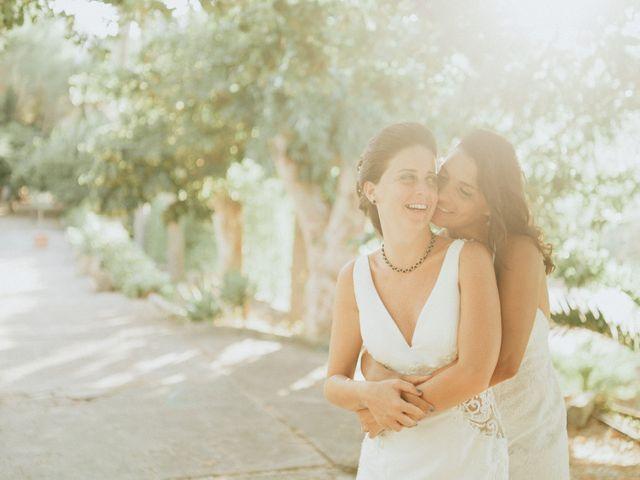 Le nozze di Tiziana e Chiara