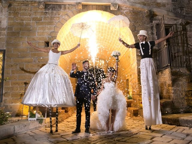 Le nozze di Novella e Michele