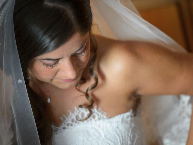Il matrimonio di Damiano e Serena a Cesano Maderno, Monza e Brianza 8