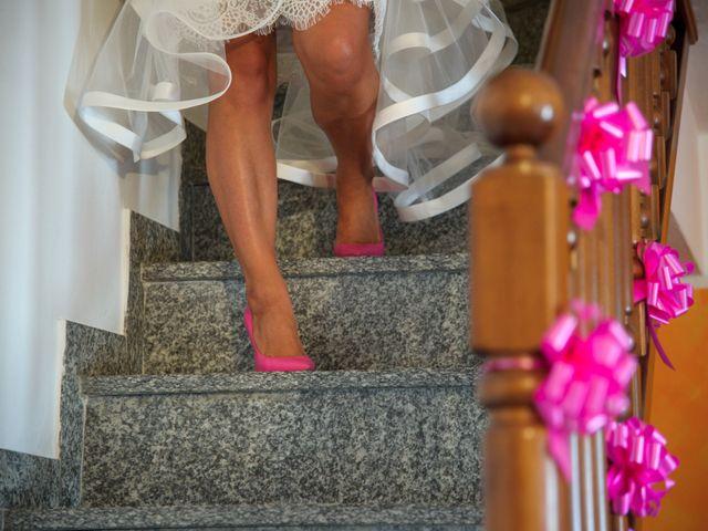 Il matrimonio di Damiano e Serena a Cesano Maderno, Monza e Brianza 11