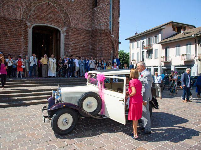 Il matrimonio di Damiano e Serena a Cesano Maderno, Monza e Brianza 15