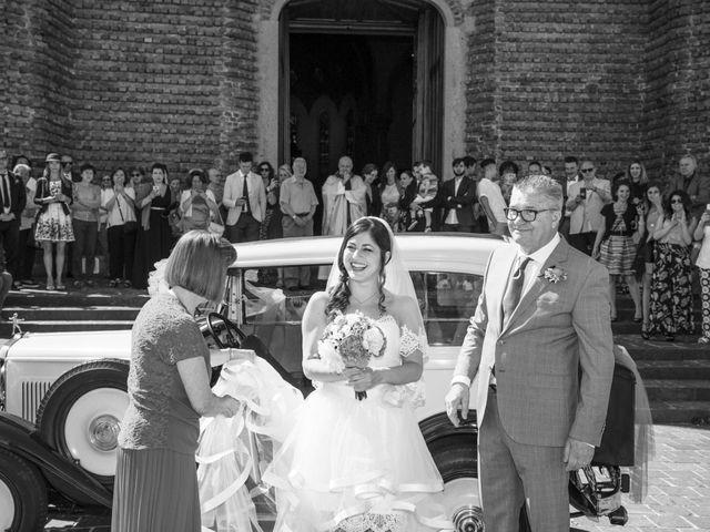 Il matrimonio di Damiano e Serena a Cesano Maderno, Monza e Brianza 16