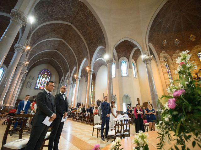 Il matrimonio di Damiano e Serena a Cesano Maderno, Monza e Brianza 19