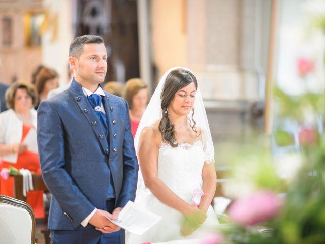 Il matrimonio di Damiano e Serena a Cesano Maderno, Monza e Brianza 23