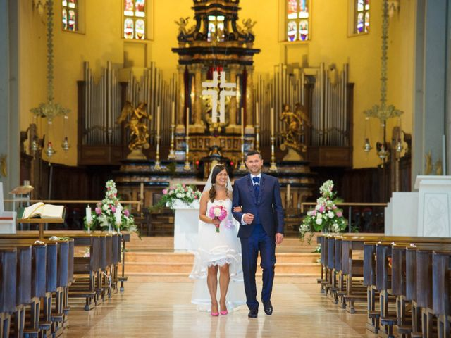 Il matrimonio di Damiano e Serena a Cesano Maderno, Monza e Brianza 25