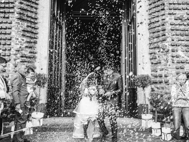Il matrimonio di Damiano e Serena a Cesano Maderno, Monza e Brianza 26