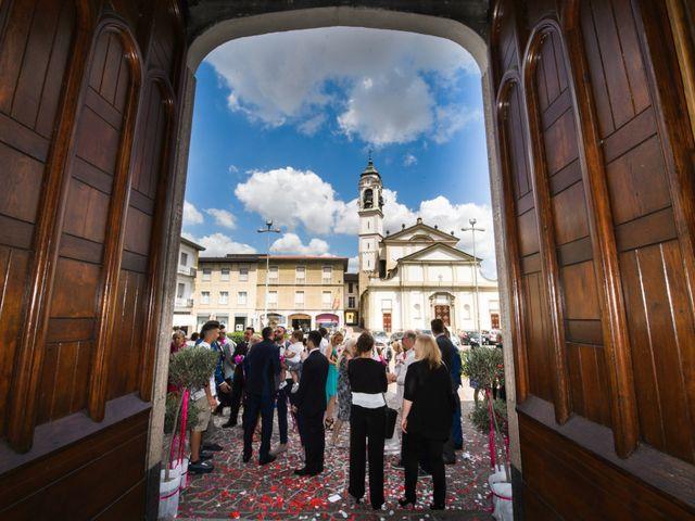 Il matrimonio di Damiano e Serena a Cesano Maderno, Monza e Brianza 27