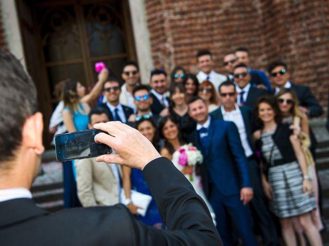 Il matrimonio di Damiano e Serena a Cesano Maderno, Monza e Brianza 29