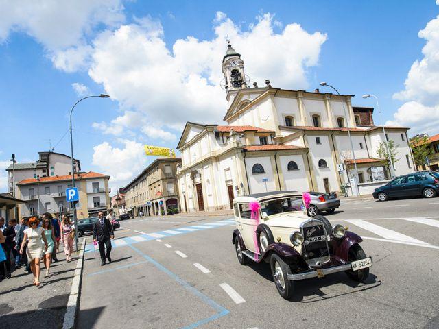 Il matrimonio di Damiano e Serena a Cesano Maderno, Monza e Brianza 30
