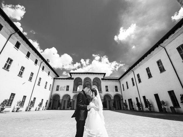 Il matrimonio di Damiano e Serena a Cesano Maderno, Monza e Brianza 32