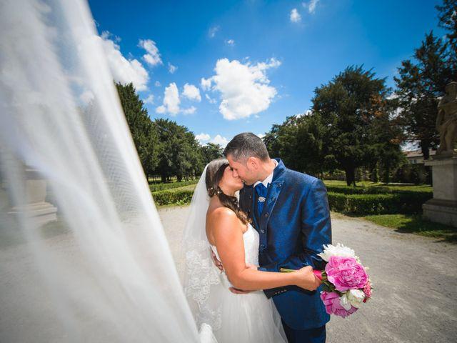 Il matrimonio di Damiano e Serena a Cesano Maderno, Monza e Brianza 33