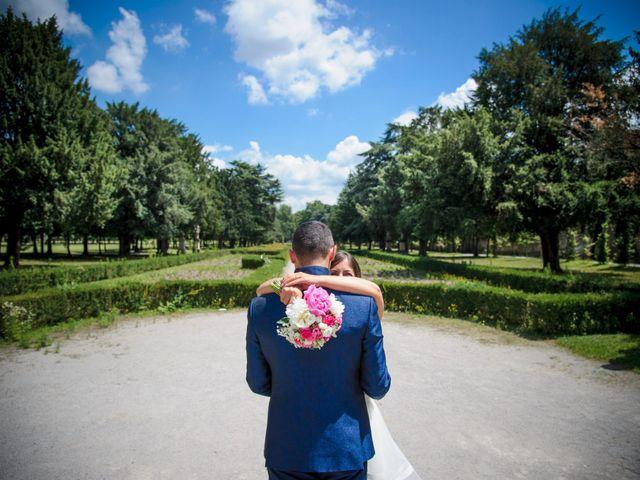 Il matrimonio di Damiano e Serena a Cesano Maderno, Monza e Brianza 34